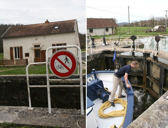 burgundy-canal-locks