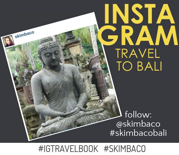Instagram Travel to Bali with Skimbaco - follow http://www.instagram.com/skimbaco