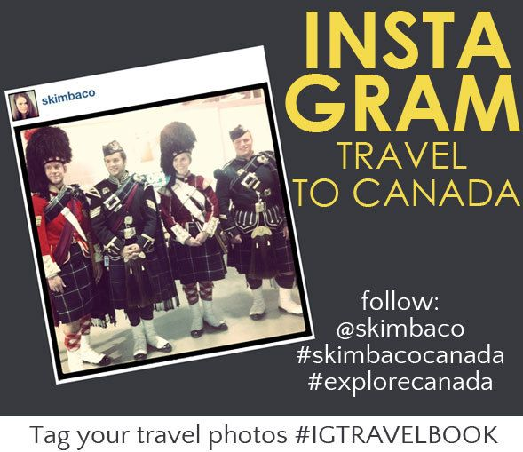 Instagram travel to Canada - follow https://instagram.com/skimbaco and #skimbacocanada #explorecanada hashtags