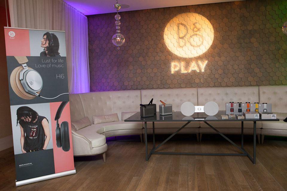 B&O Play Launch