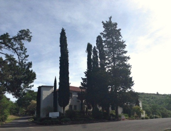 Bartholomew Park Winery in Sonoma, California