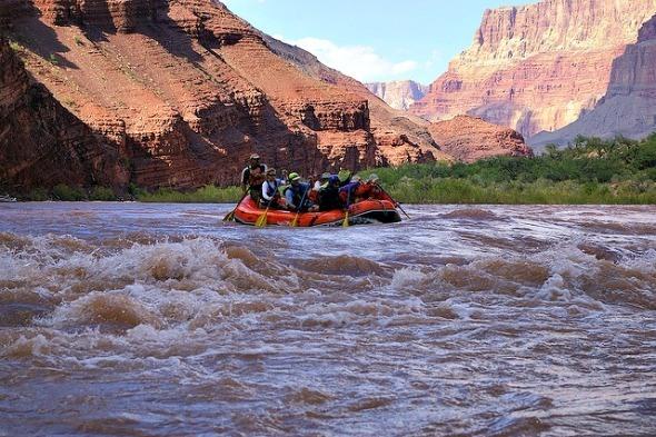 Rafting on the Grand Canyon I @Gene17Kayaking