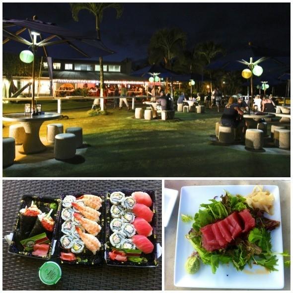 Sushi in Kauai