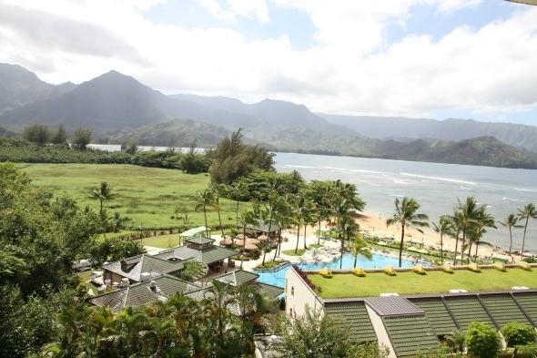 St. Regis Pool Princeville, Kauai
