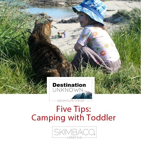 Camping with Toddler, feature I @SatuVW I Destination Unknown