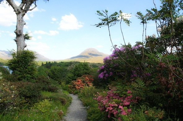 Connemara National Park in Ireland I @SatuVW I Destination Unknown