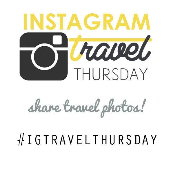 Instagram Travel Thursday #IGtravelthursday
