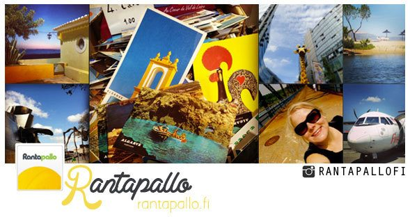 Rantapallofi at Instagram #IGTravelThursday