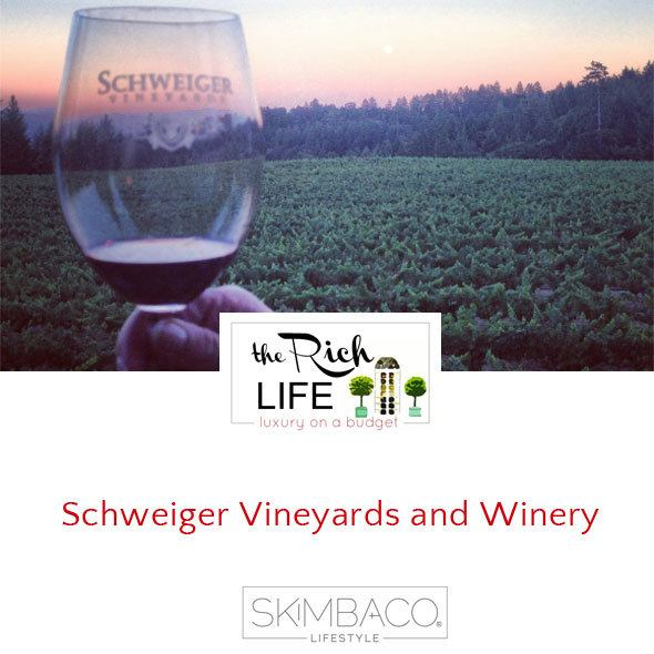 Schweiger Vineyards and winery