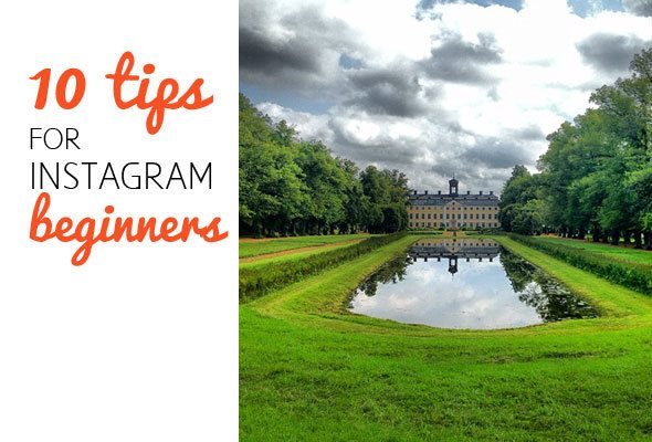 10 tips for Instagram beginners as seen in the Instagram trave book written by Katja Presnal