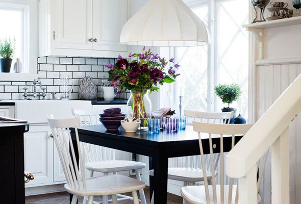 Modern Country Inspired Kitchen