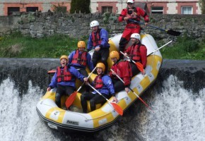 Rafting in Ireland feature I To Destination Unknown