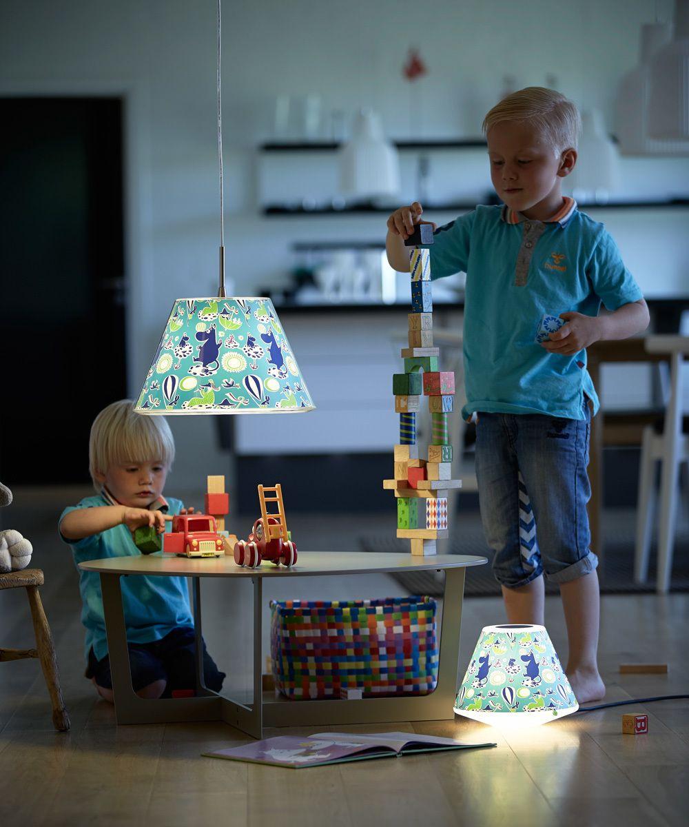 UnderCover Moomin pendant lamp by Le Klint