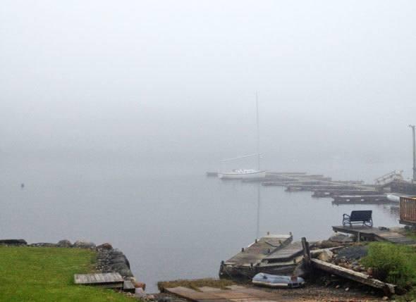 Explore Canada:  Mahone Bay in Nova Scotia