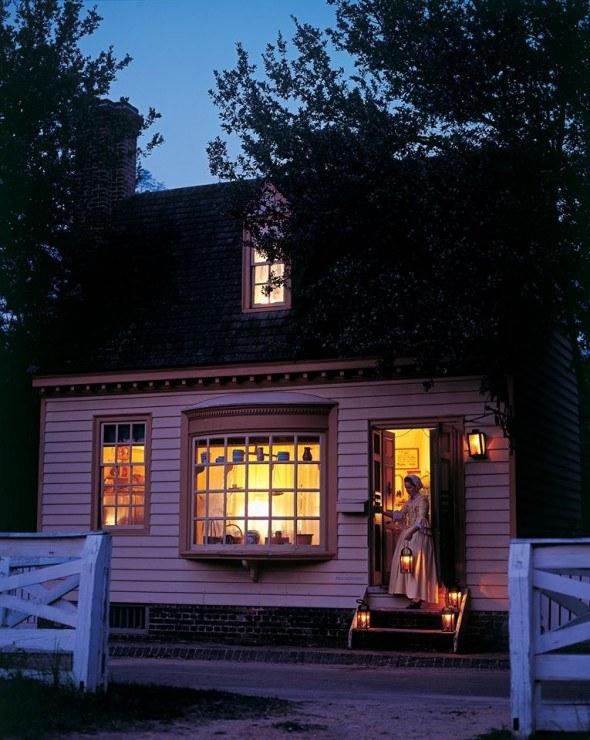 Tavern Ghost Tours In Williamsburg Va