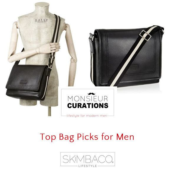 For Men: Top Bag Picks for Work and Travel - Skimbaco Lifestyle ...