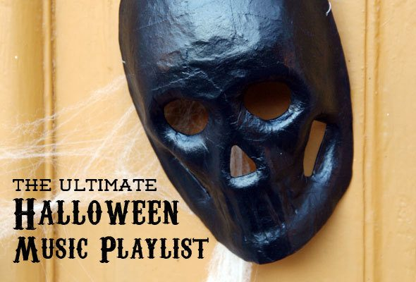 The Ultimate Halloween Music Playlist - 25 top songs