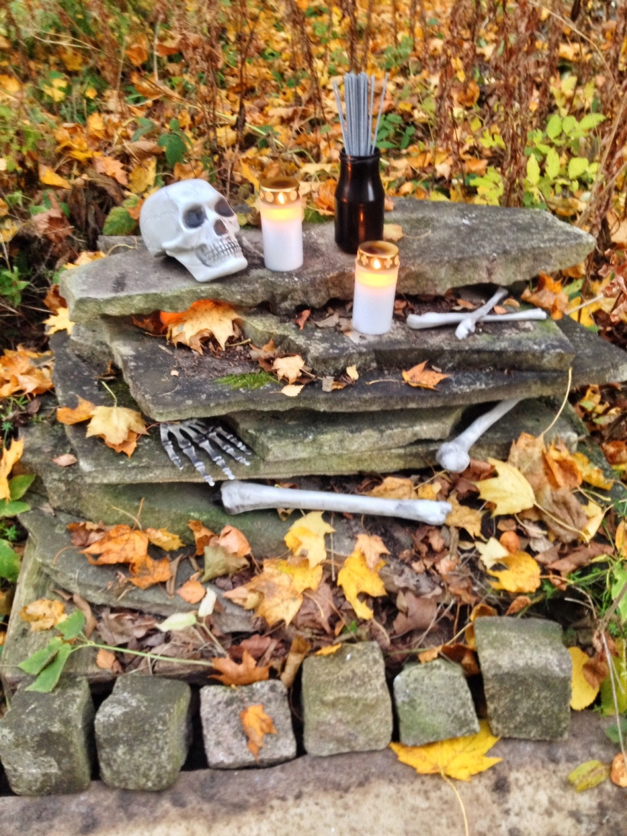 Halloween decorations ideas yard - Our Haunted Mansion Halloween Party Pictures Skimbaco
