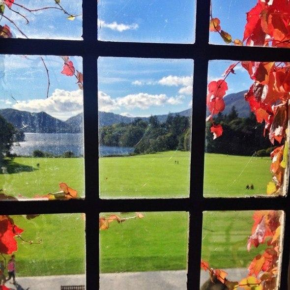 Ireland window. Travel photo by Katja Presnal