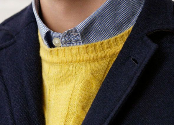 Fall sweaters for men