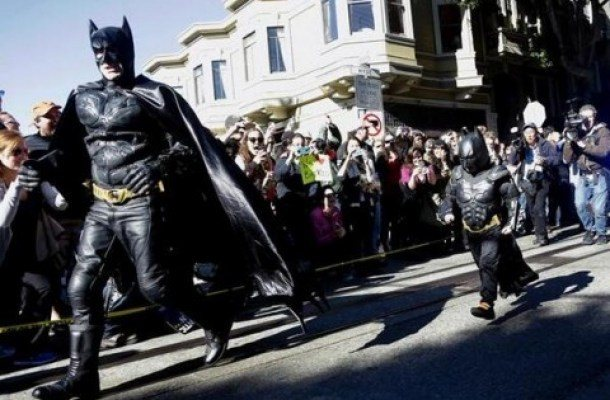 Bat Kid event reminds us: we have big hearts