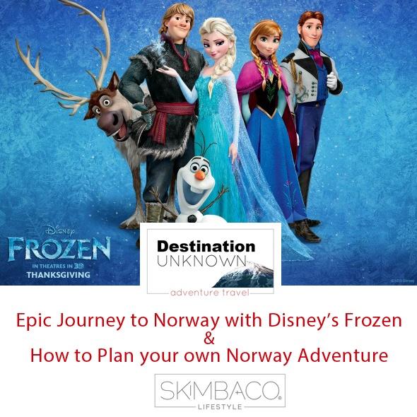 Frozen by Disney on Skimbaco Lifestyle
