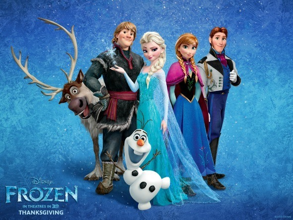 Frozen by Disney on Skimbaco Lifestyle