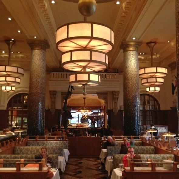 Hotel Monaco San Francisco Grand Cafe