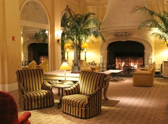 Hotel Monaco San Francisco Living Room