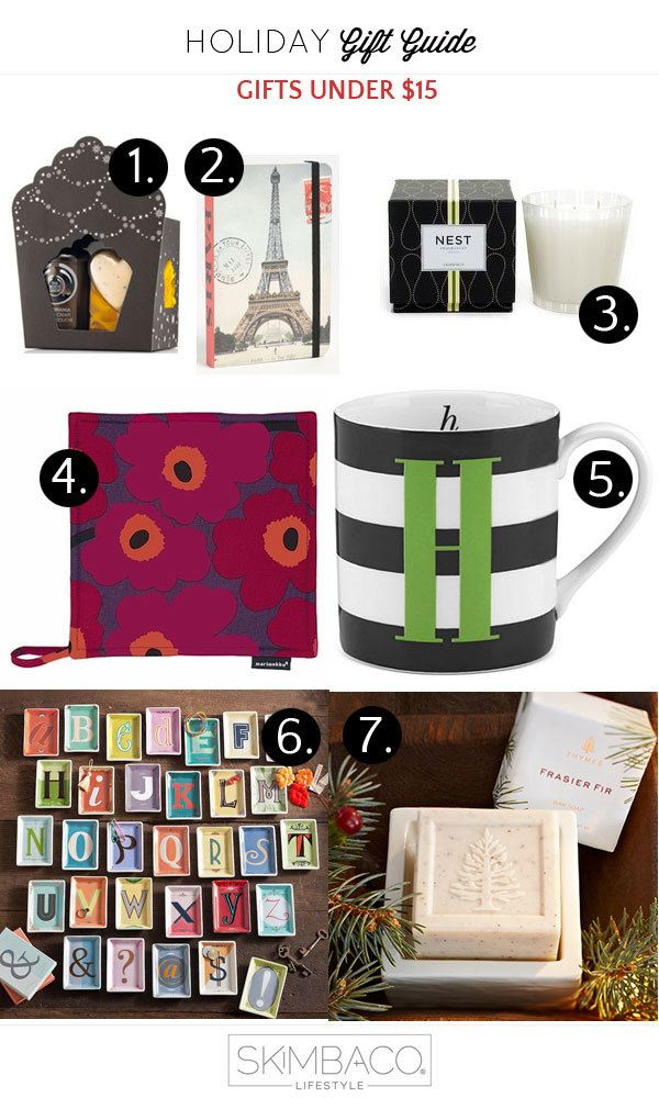 Holiday Gift Guide: Gifts & Stocking Stuffers for under ...