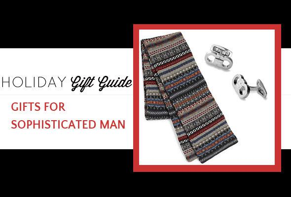 Classic gifts for spohisticated man
