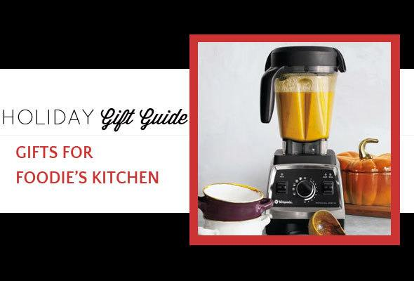 The best kitchen gifts for a foodie