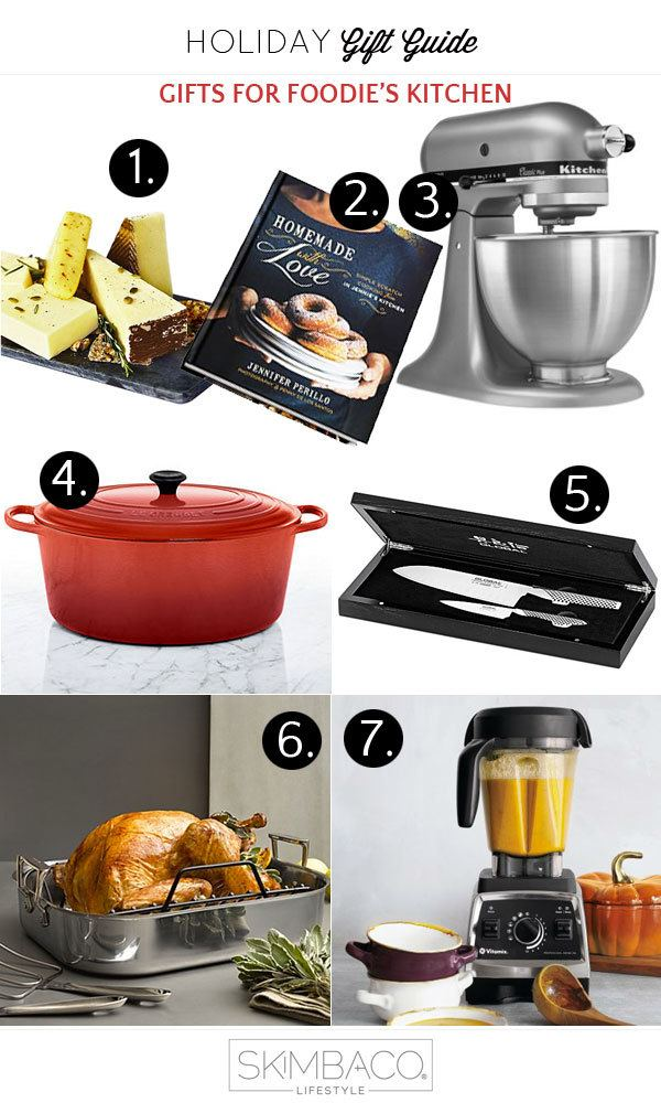 Holiday Gift Guide Gifts For Foodie 39 S Kitchen Skimbaco