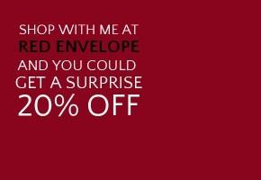 Get 20% off selected items at @redenvelope http://www.redenvelope.com/katjapresnal?ref=redsclblkatjavip