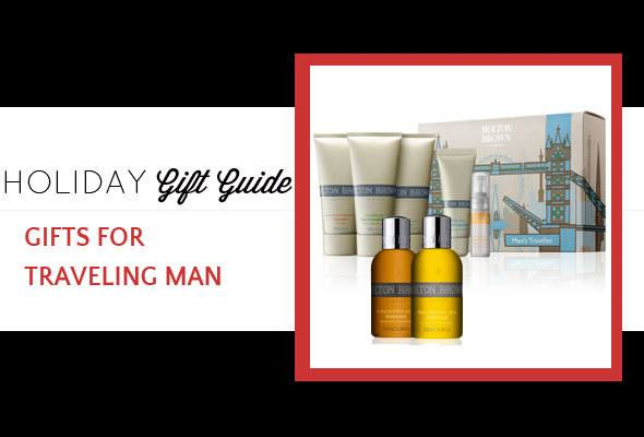 Gift guide for men who travel @skimbaco