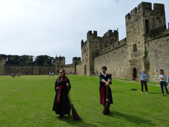 Harry Potter - Alnwick Castle