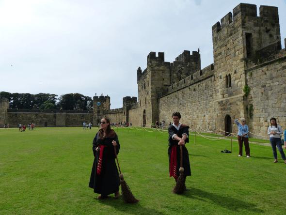 Harry Potter - Alnwick Castle