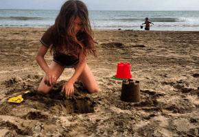 Spain beach paradise