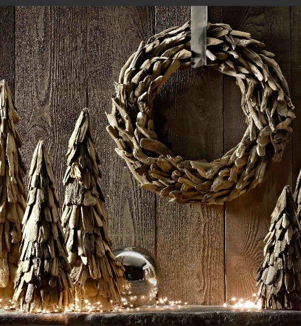 drift wood decor