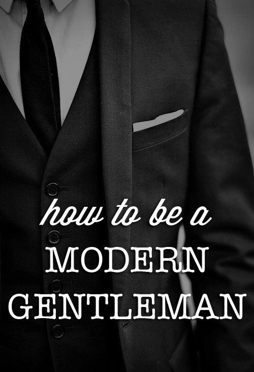European bathroom accessories - What Kind Of A Gentleman Are You 20 Ways To Be A Modern