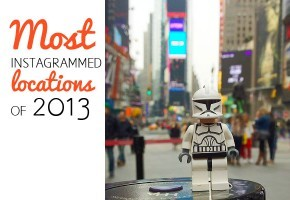 IGTT Weekly Top 5 News: Most Instagrammed locations of 2013 and more