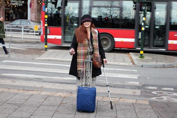 Katja Presnal in Stockholm I @SatuVW I Destination Unknown