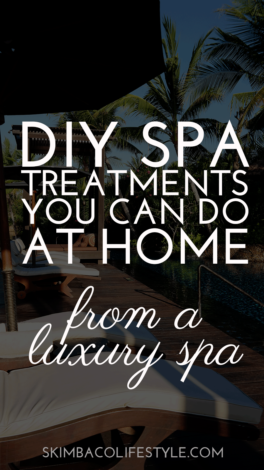 Travel Insight: Luxury DIY Spa Tips from The Umstead Hotel ...