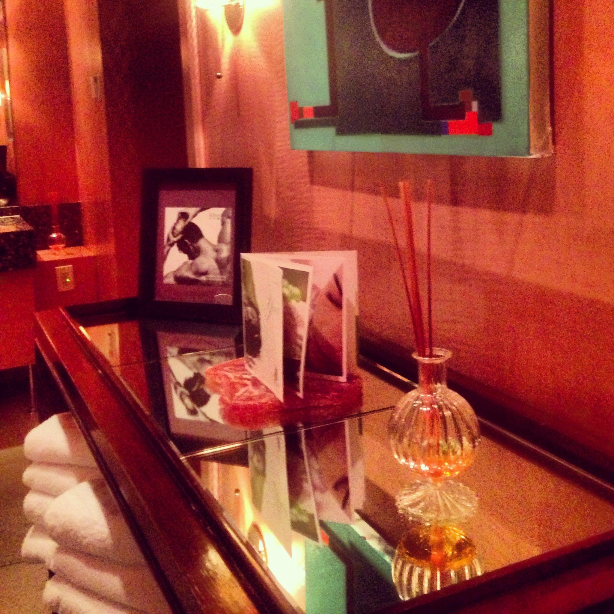 Spa at Ritz Carlton