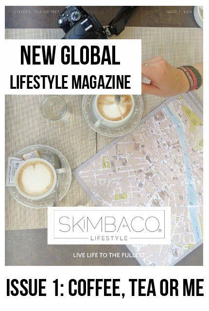 Skimbaco Lifestyle Global lifestyle magazine