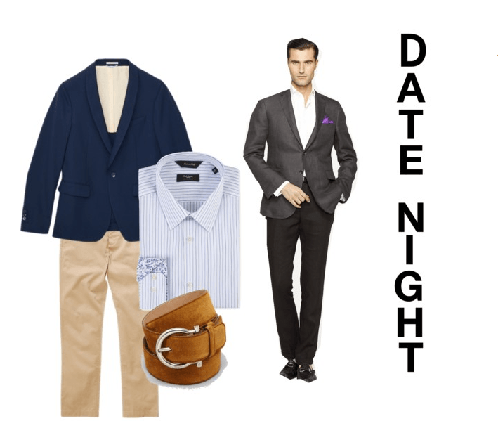 For Men: Dressing for Valentine's Day Date - Skimbaco ...