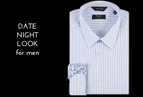 date night look for men