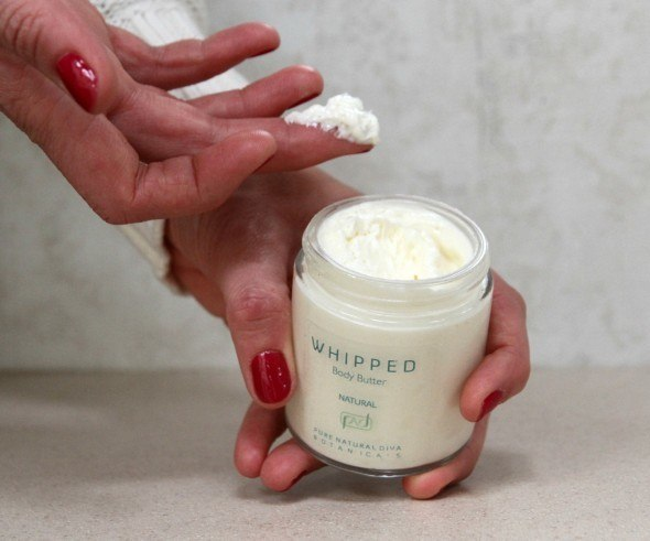 Pure Natural Diva Whipped Body Butter