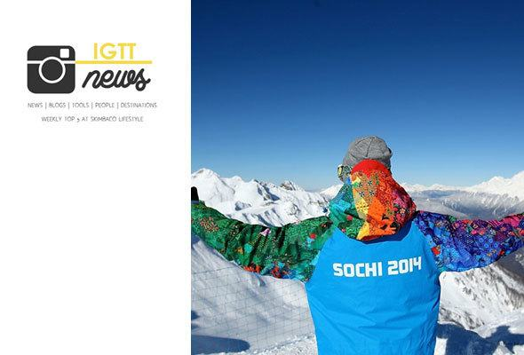 Sochi Olympics on Instagram