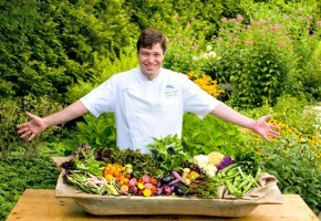 Chef Johannes Klapdohr at Old Edwards Inn and Spa